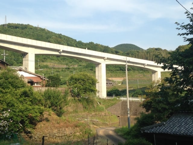 長崎新幹線の橋脚が見える現場!〜東彼杵町 | こころ工房 ...